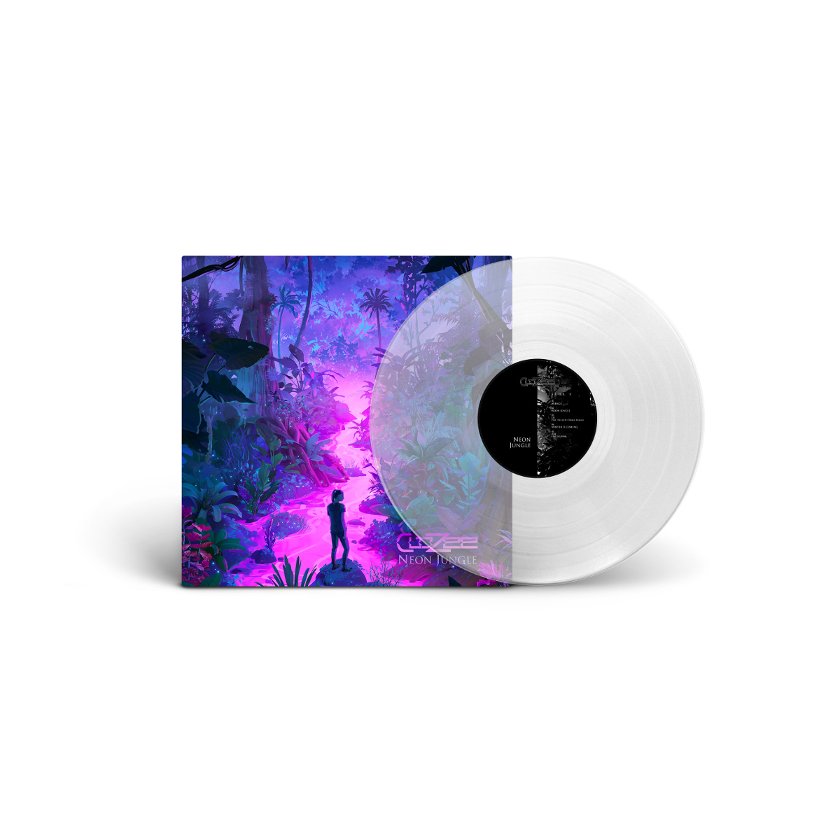 "Neon Jungle- 12"" Vinyl"
