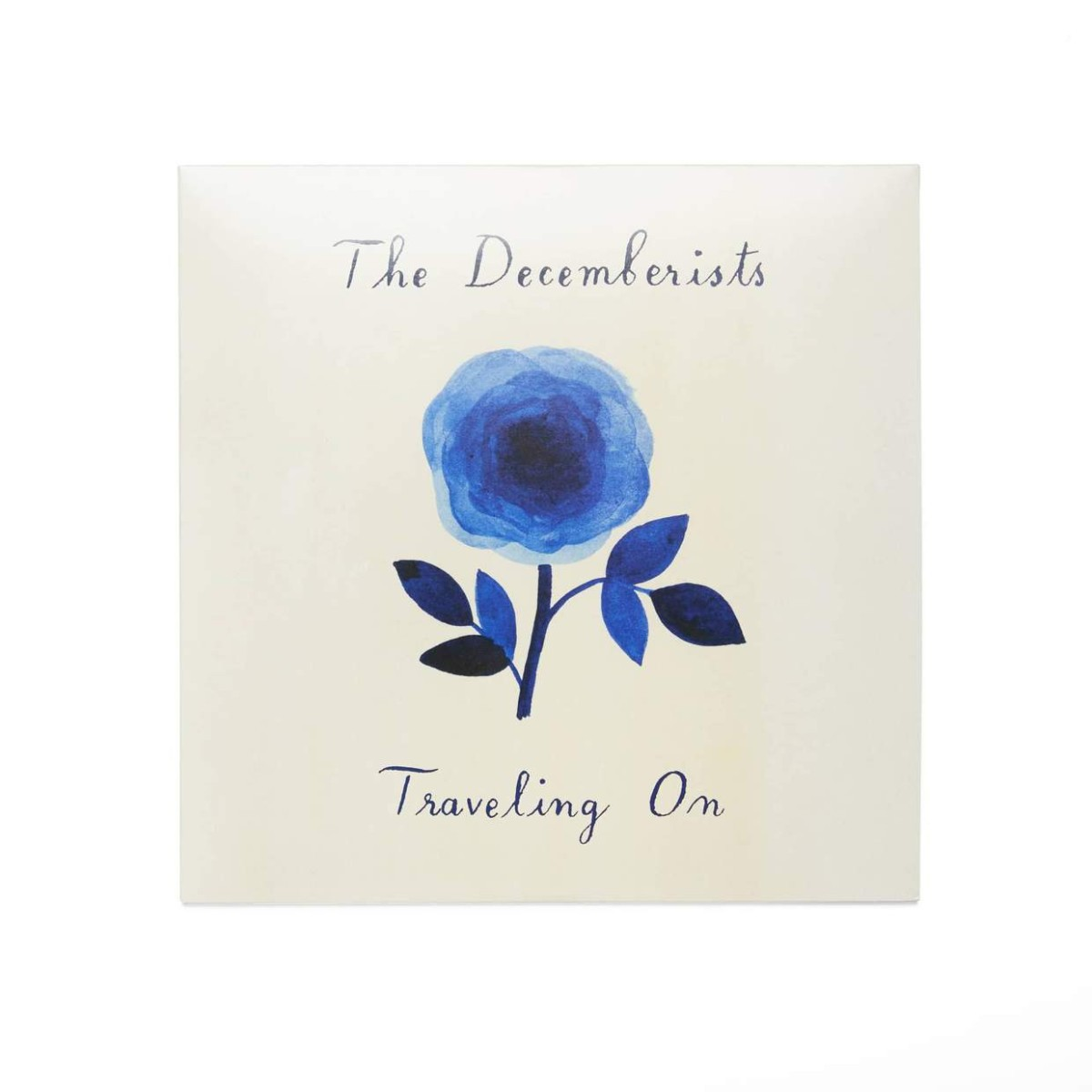 "The Decemberists 'Traveling On' EP 10"" Vinyl"