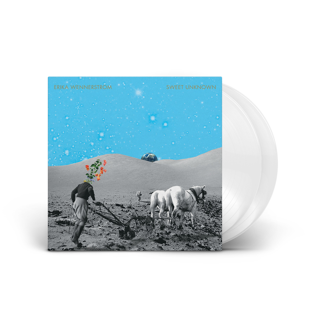 Sweet Unknown White Vinyl