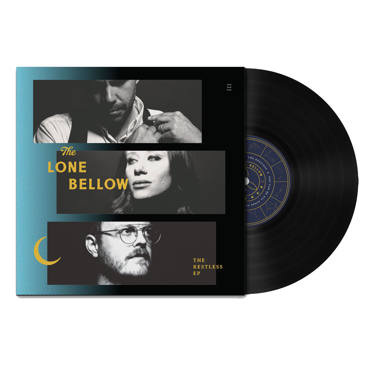 The Lone Bellow The Restless EP Vinyl