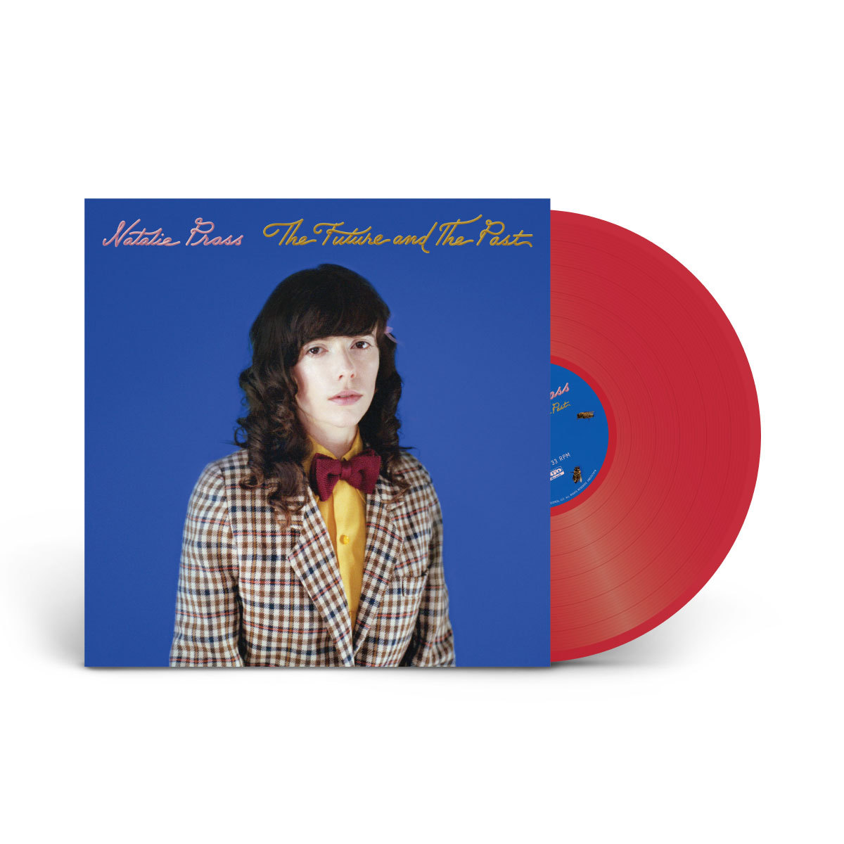 The Future and the Past Red Vinyl