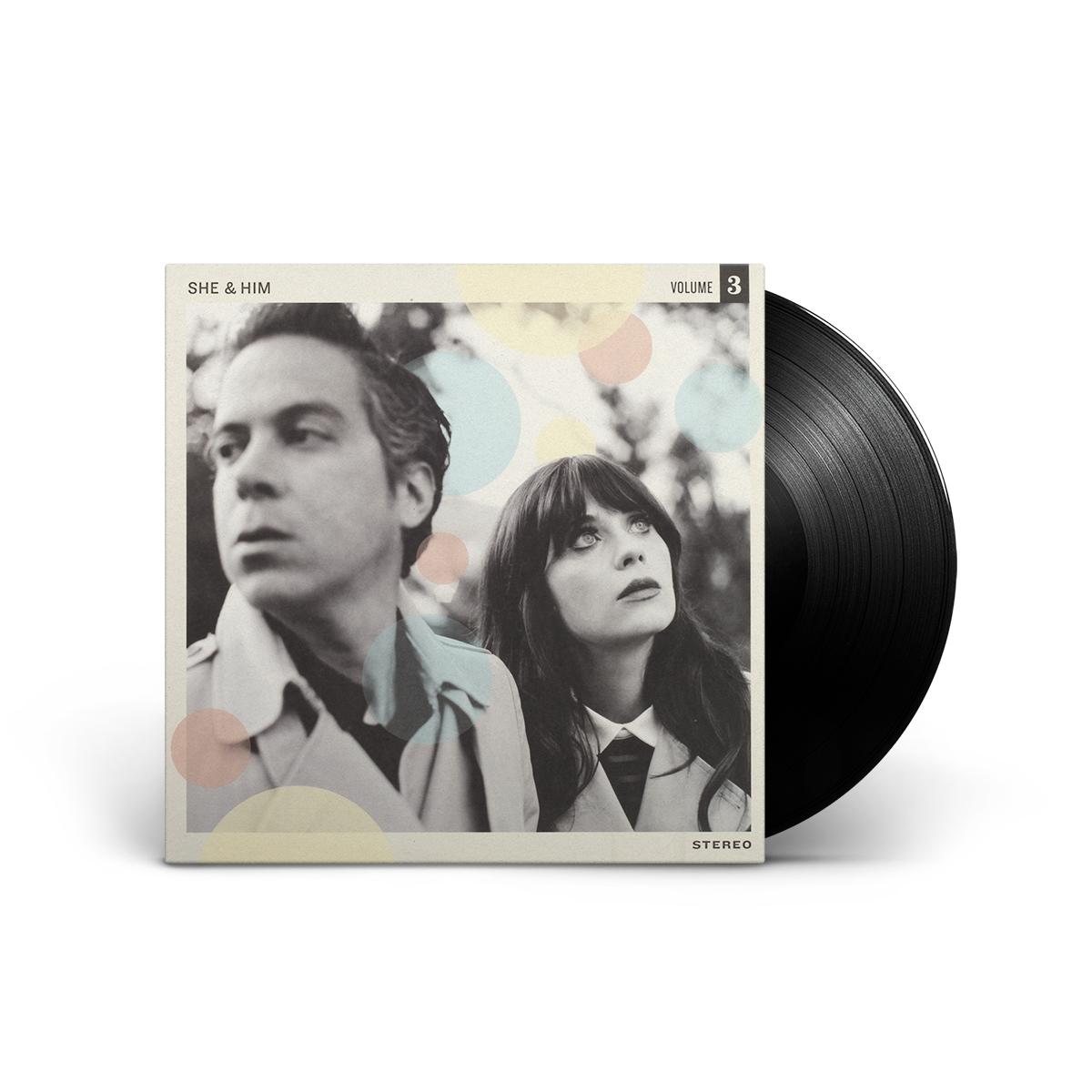She & Him Vol. 3 LP