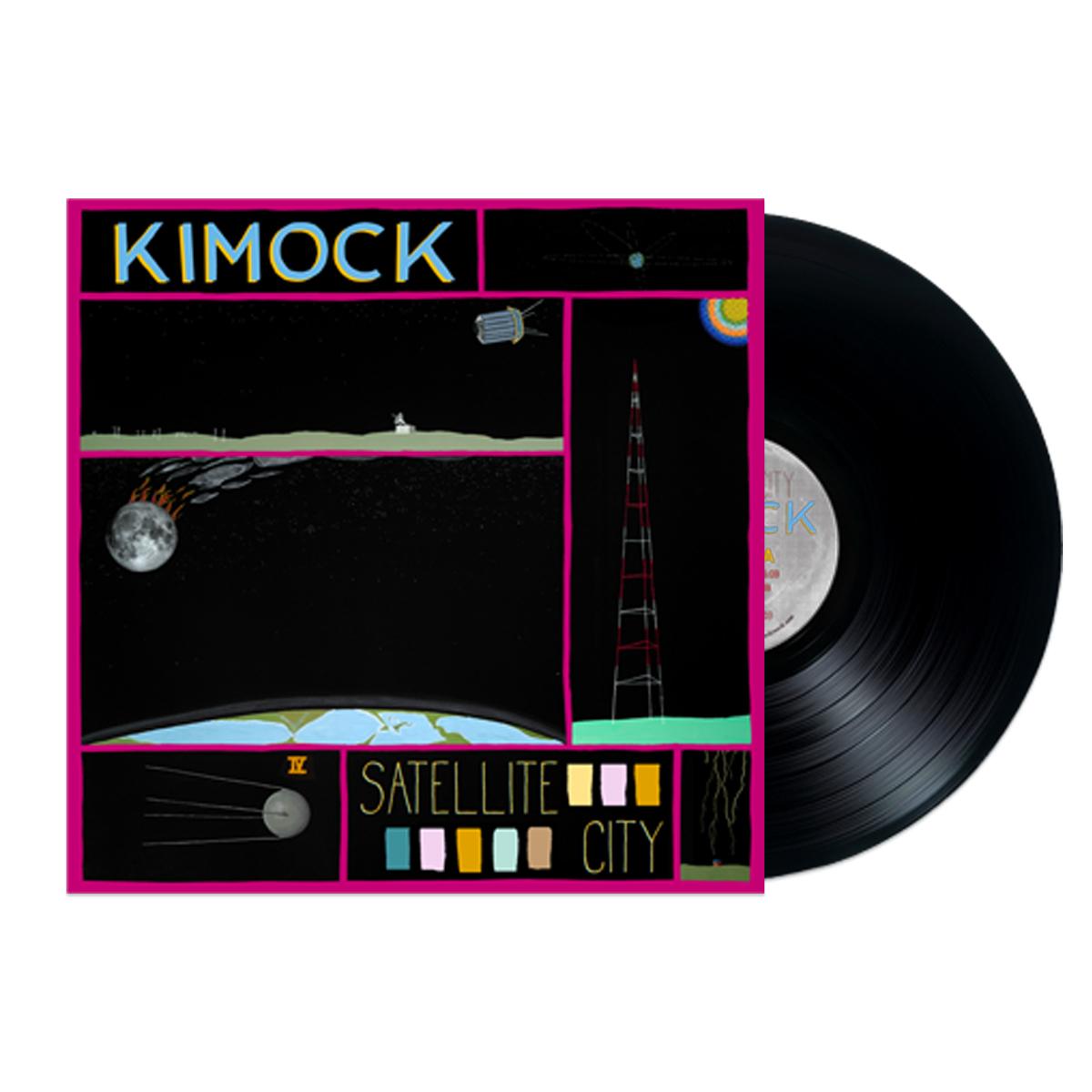 Satellite City Vinyl