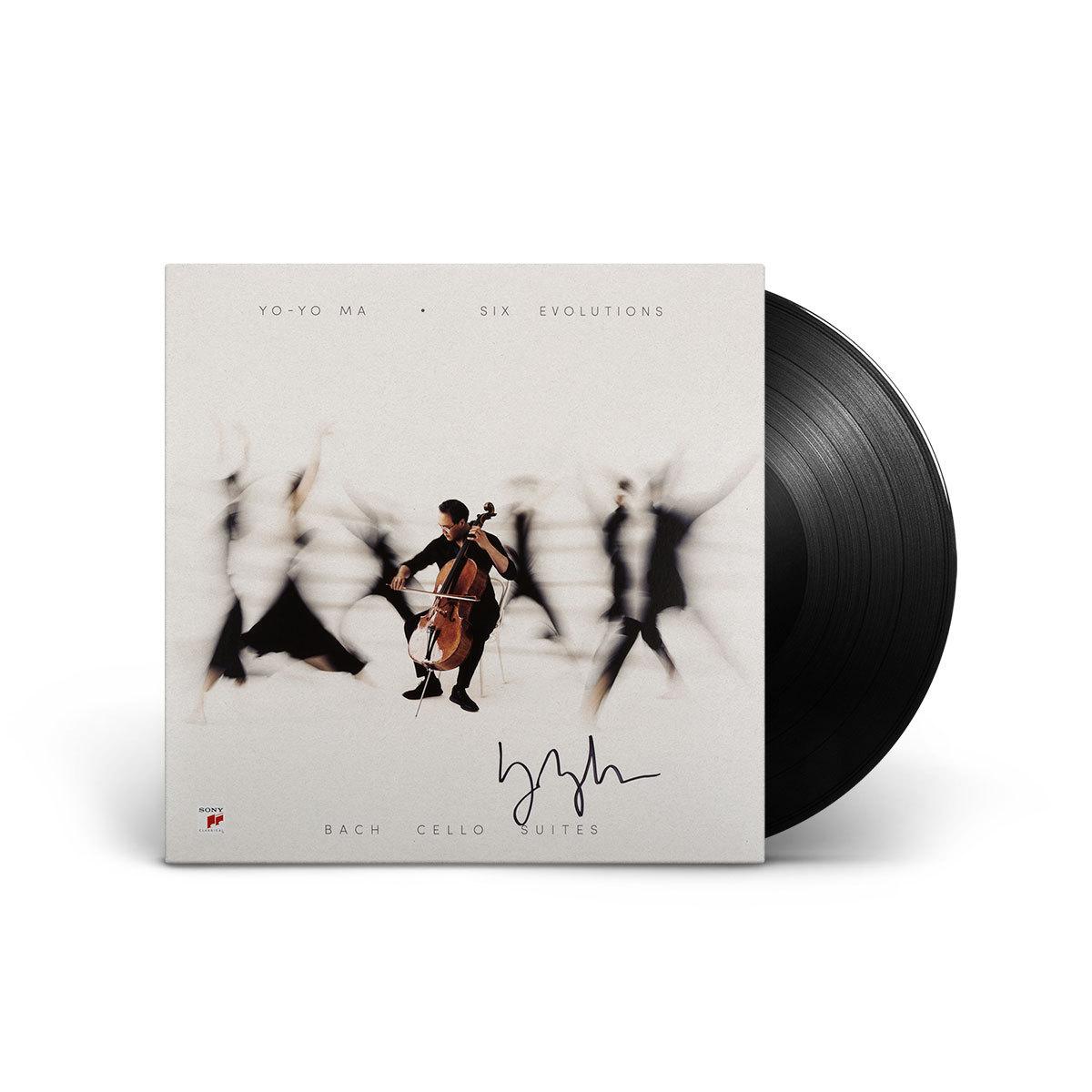 Six Evolutions: LP (Signed)