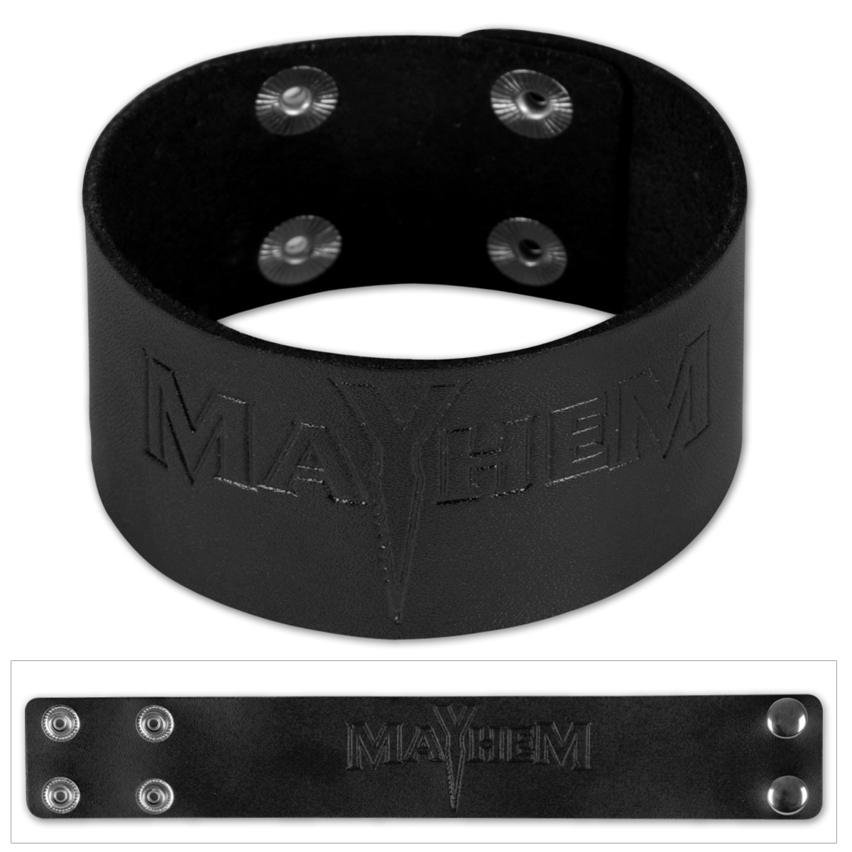Mayhem 2013 Wristcuffs