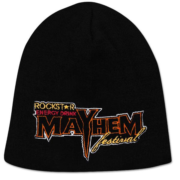 Rockstar Mayhem Festival Beanie