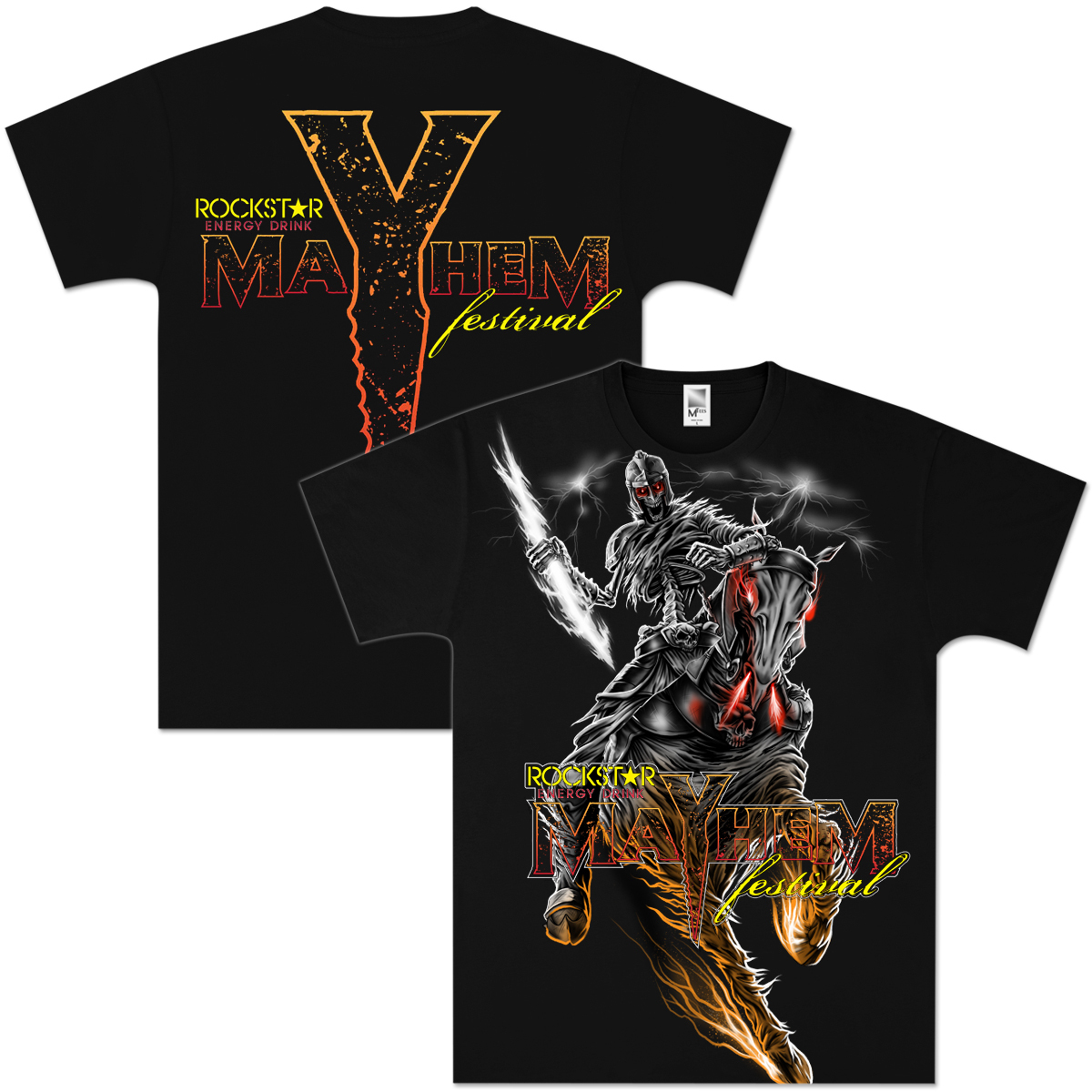 Mayhem Demon Hunter T-Shirt