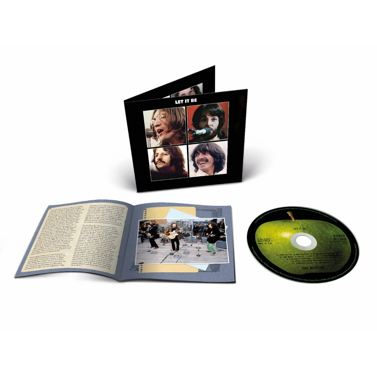 Let It Be Special Edition – Standard CD