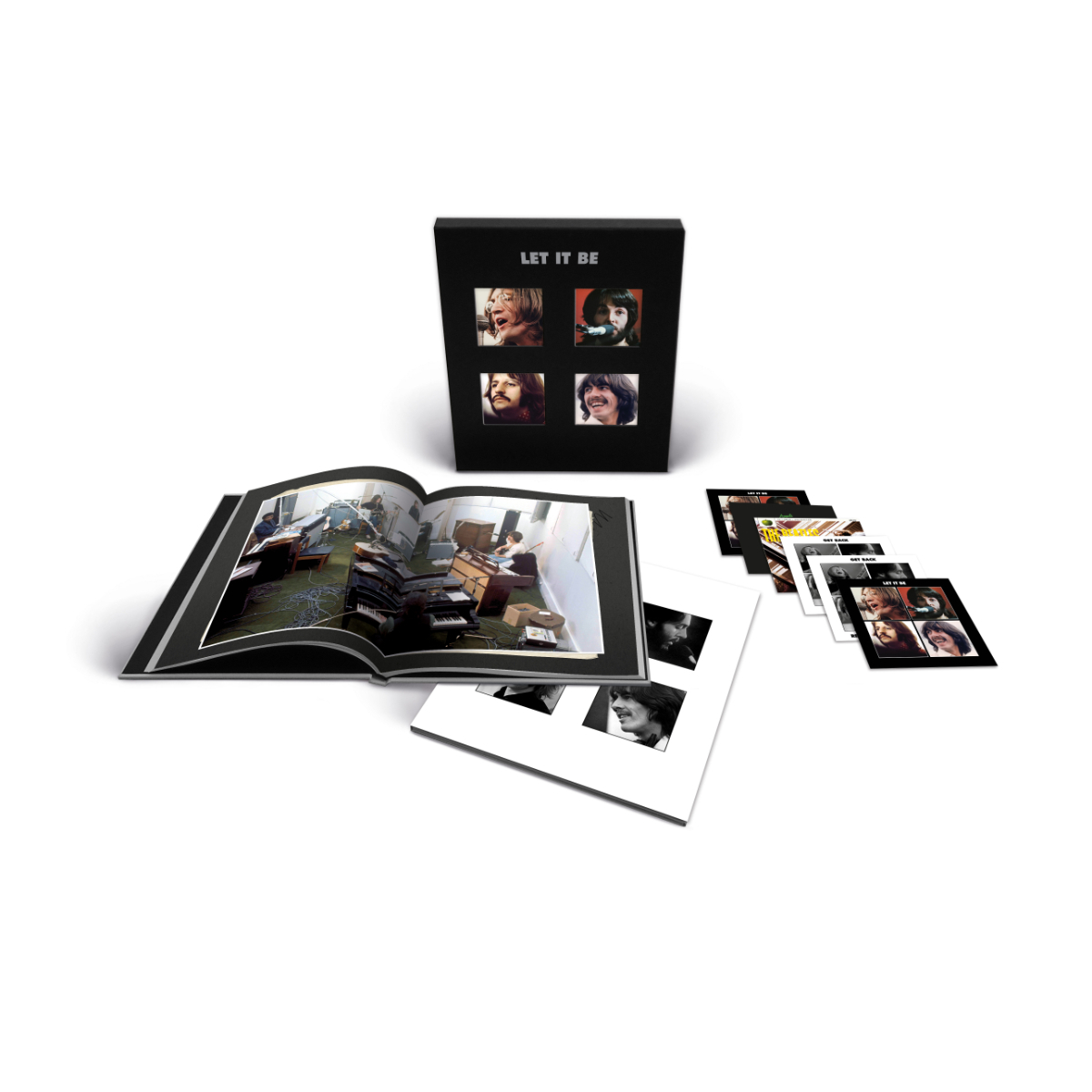 Let It Be Special Edition – Super Deluxe 5CD/1BLU-RAY
