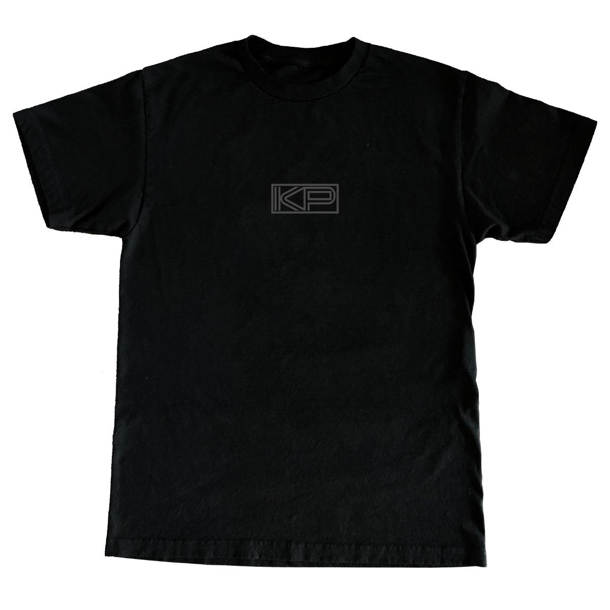 KP Logo Black Tee