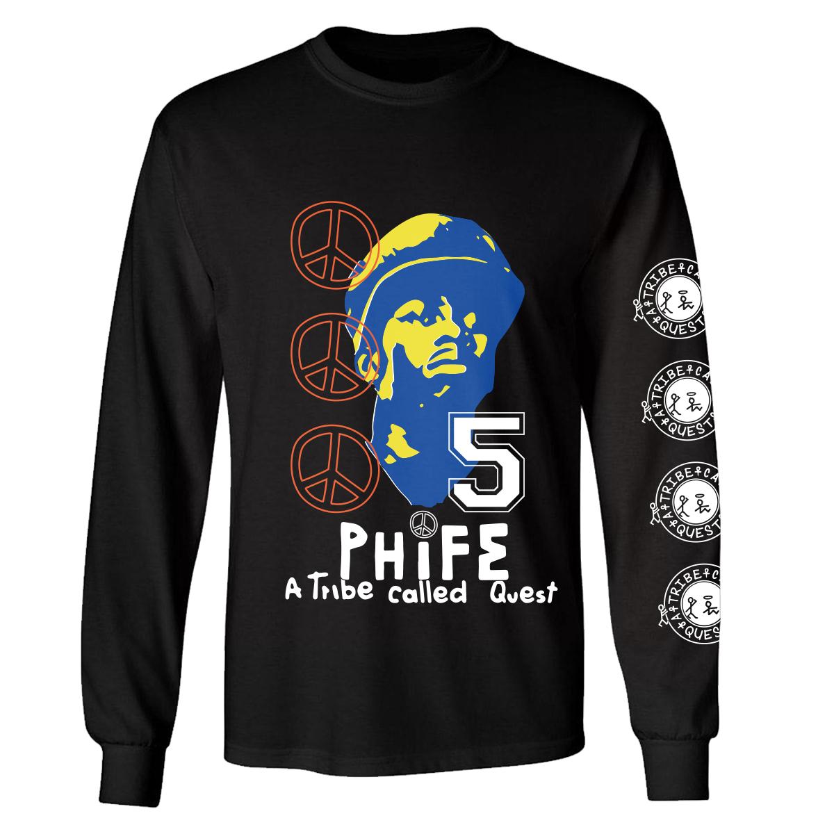 Phife Peace L/S Tee