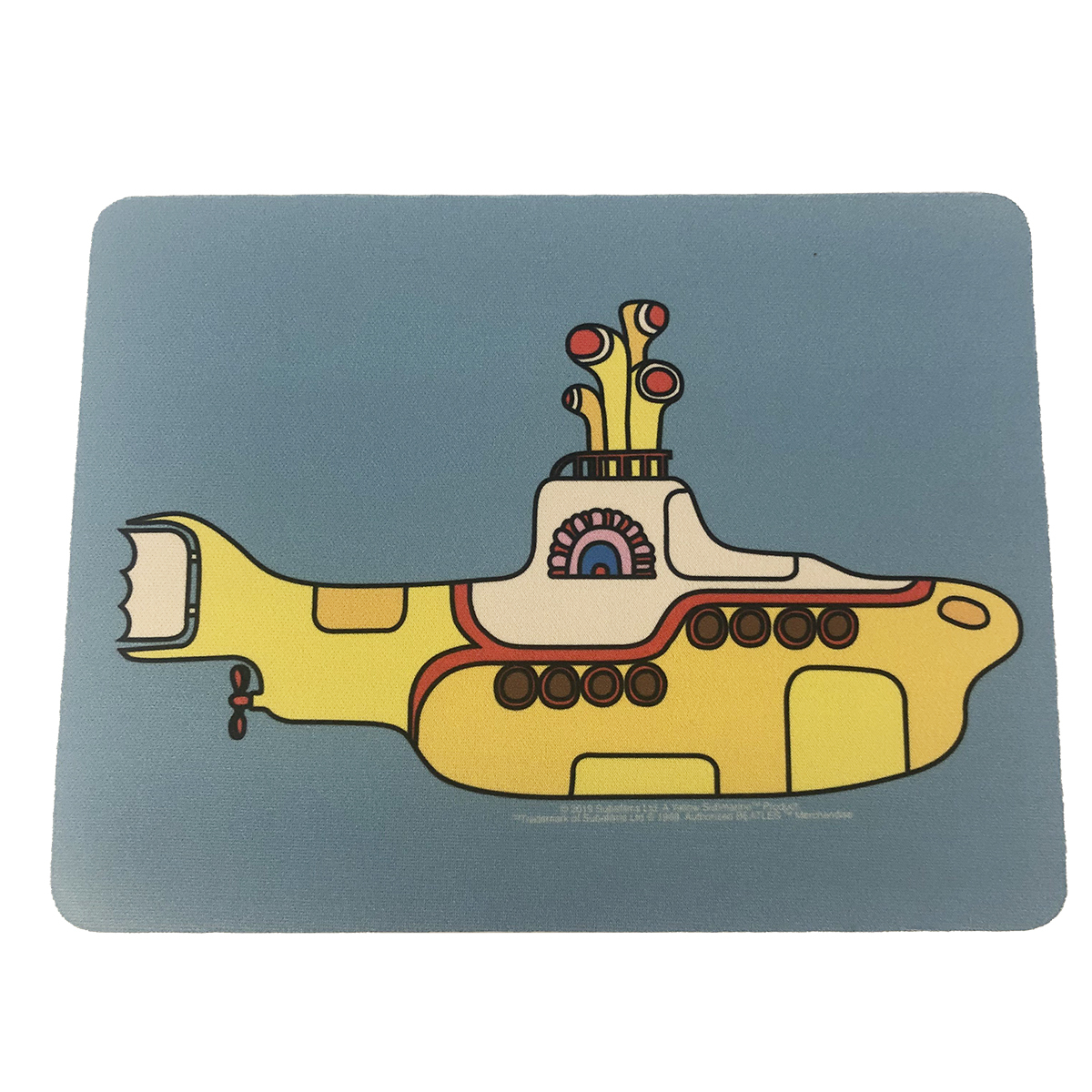 Yellow Submarine Mousepad