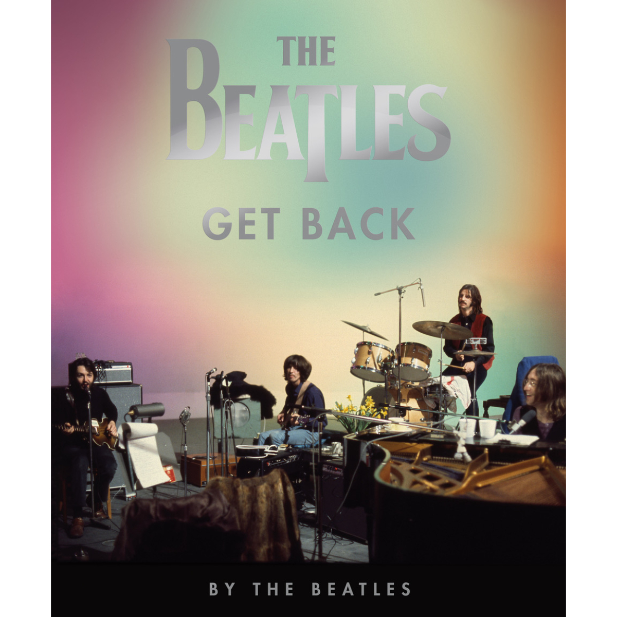 """""""The Beatles: Get Back"""" Book"""