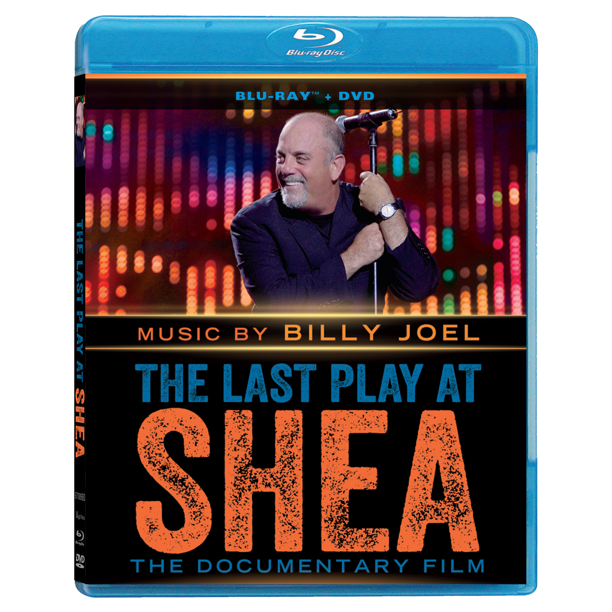 Billy Joel: The Last Play at Shea The Documentary Film Blu-ray/DVD
