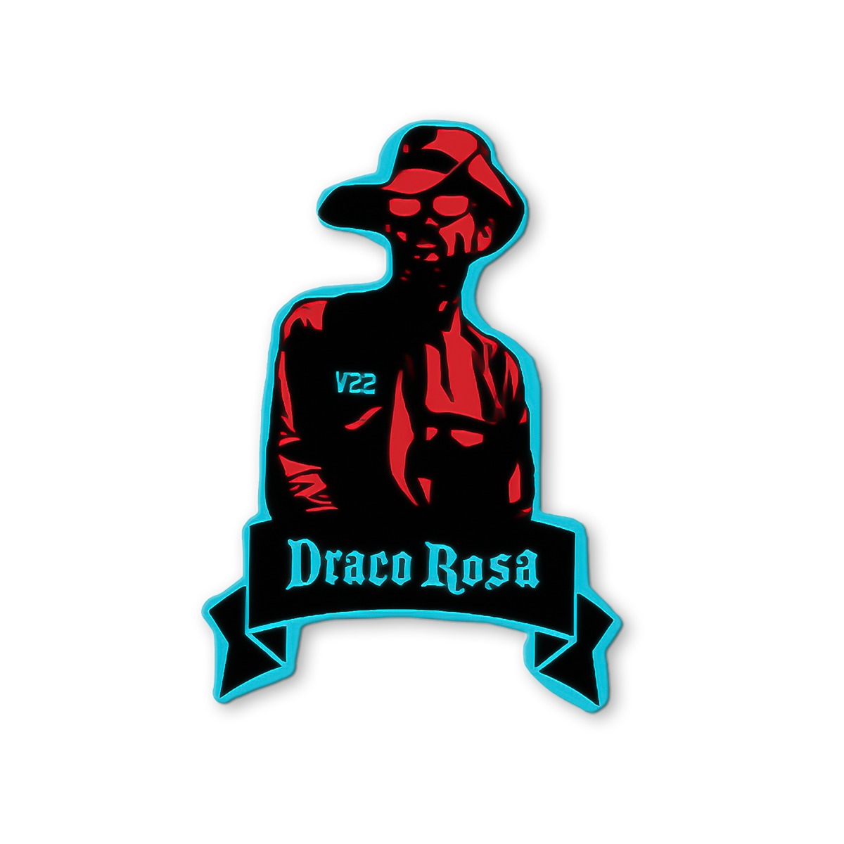 Draco Rosa Vagabundo 22 Pin