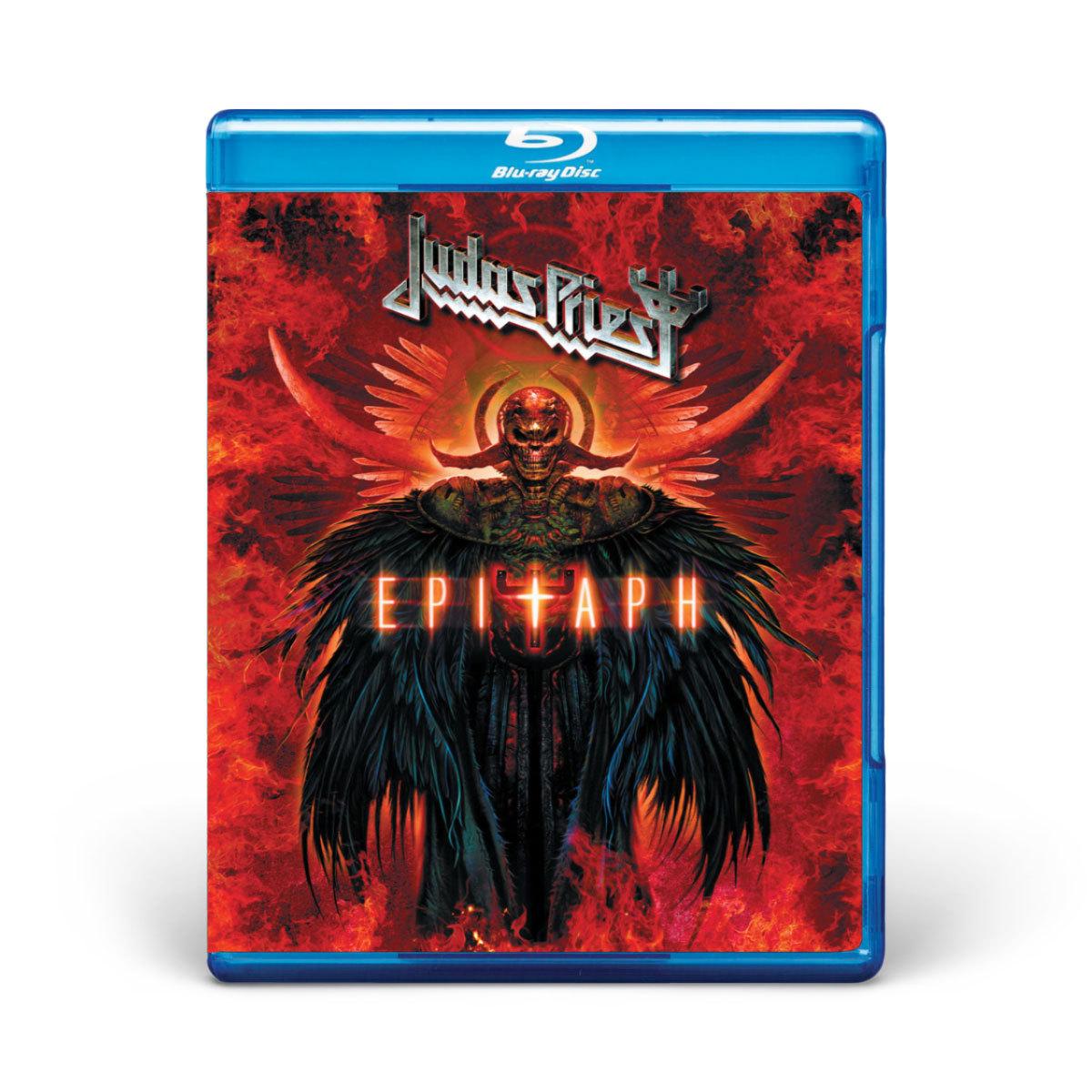 Judas Priest Epitaph BR DVD