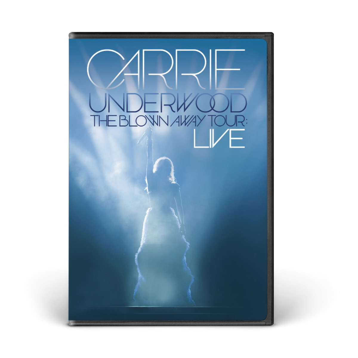 Carrie Underwood: The Blown Away Tour: Live DVD