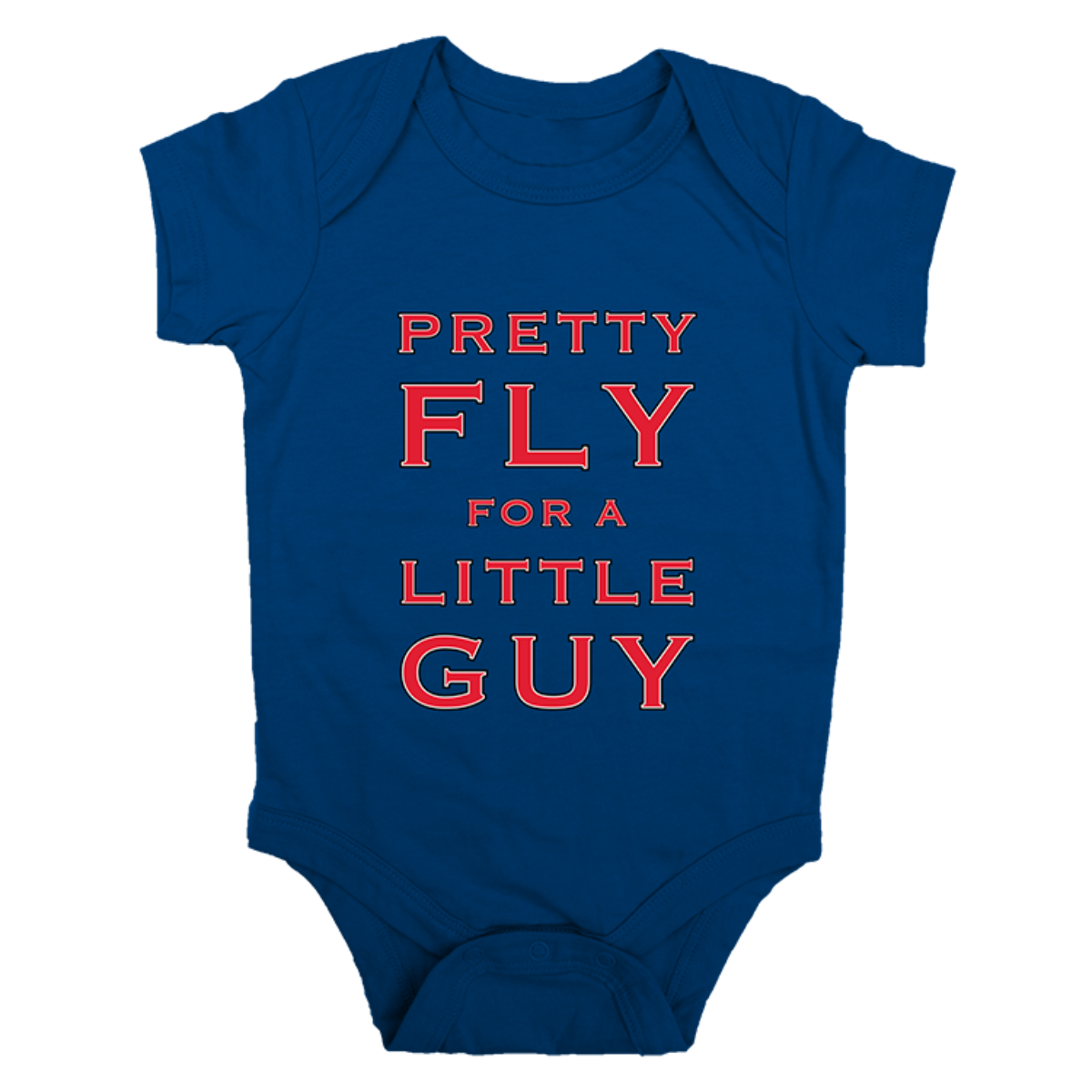 Pretty Fly Little Guy Onesie