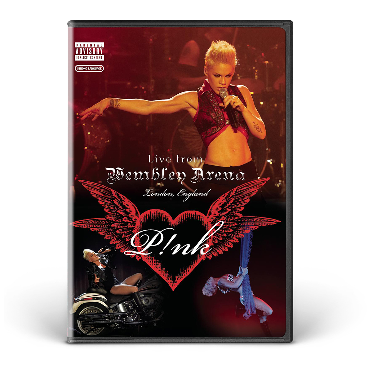 Live From Wembley Arena, London, England DVD