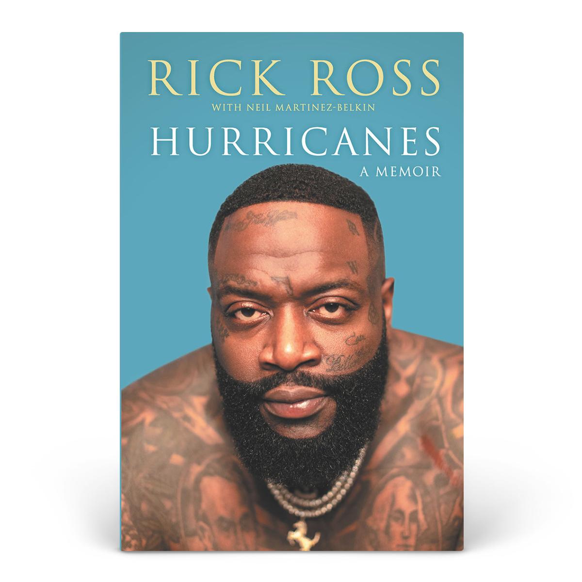 Hurricanes: A Memoir by Rick Ross