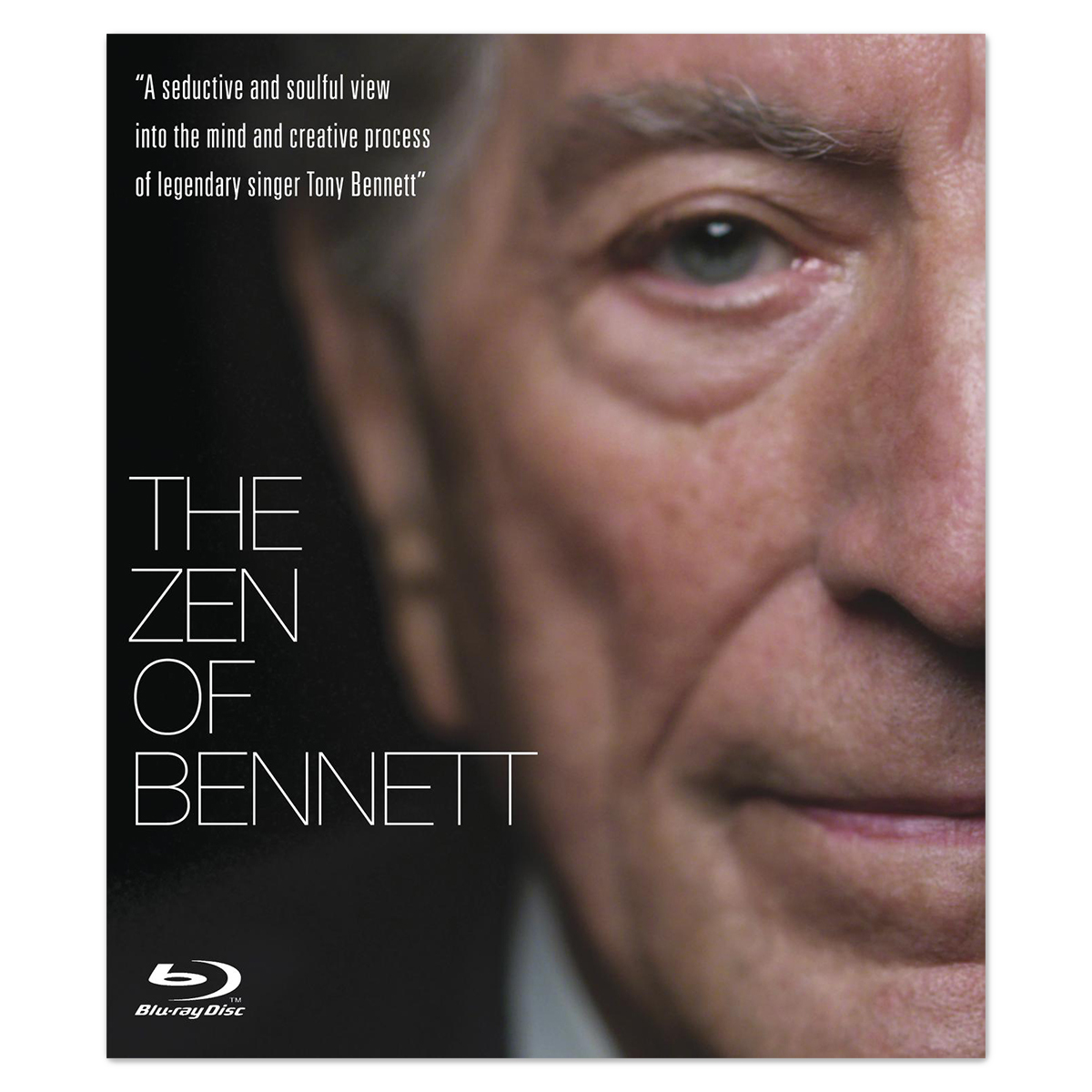 The Zen Of Bennett Blu-Ray