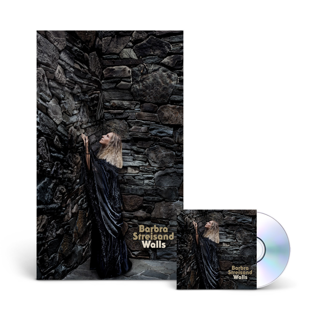 Walls CD + Lithograph