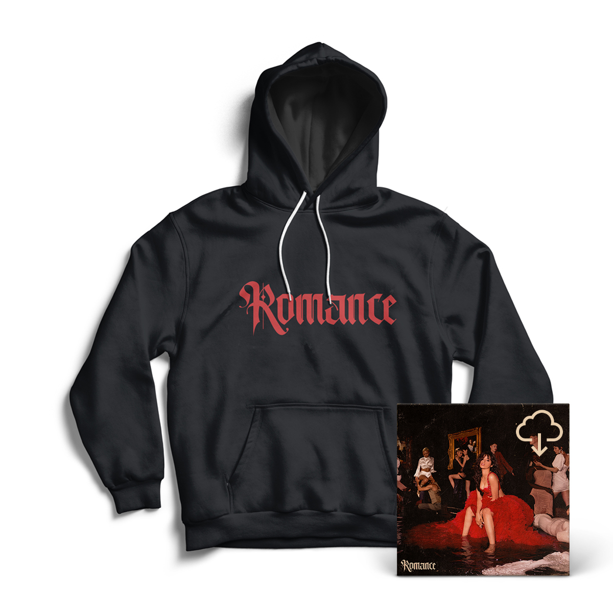 Romance Hoodie + Digital Album Download