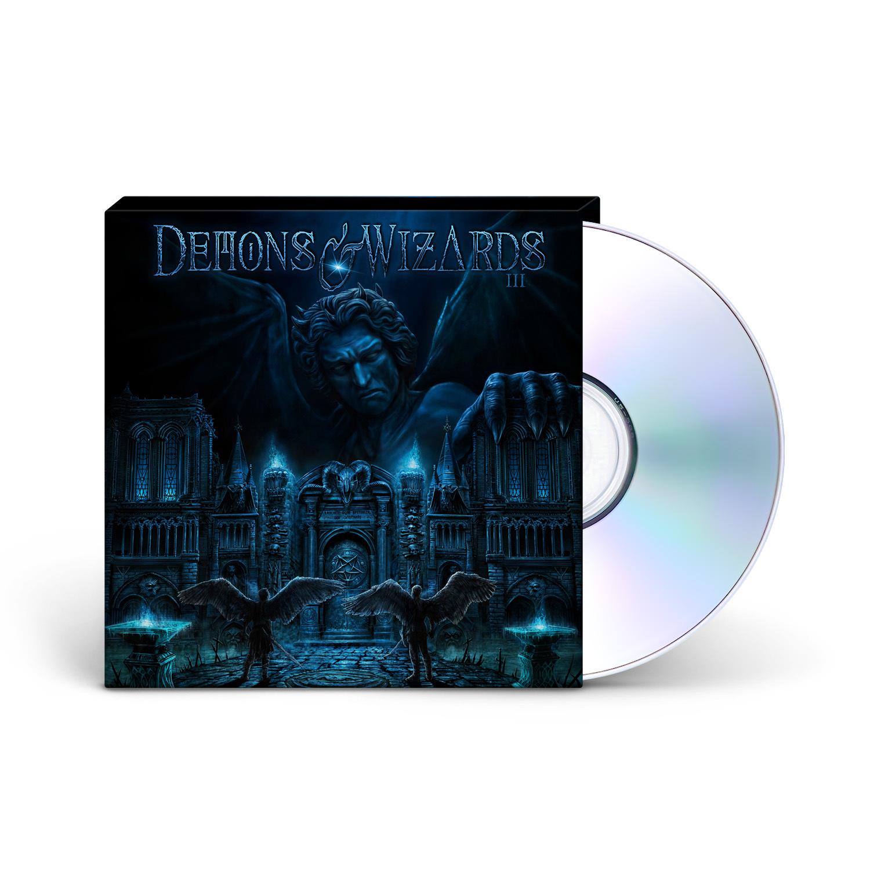 Demons & Wizards - III Ltd. 6-panel CD Digipak