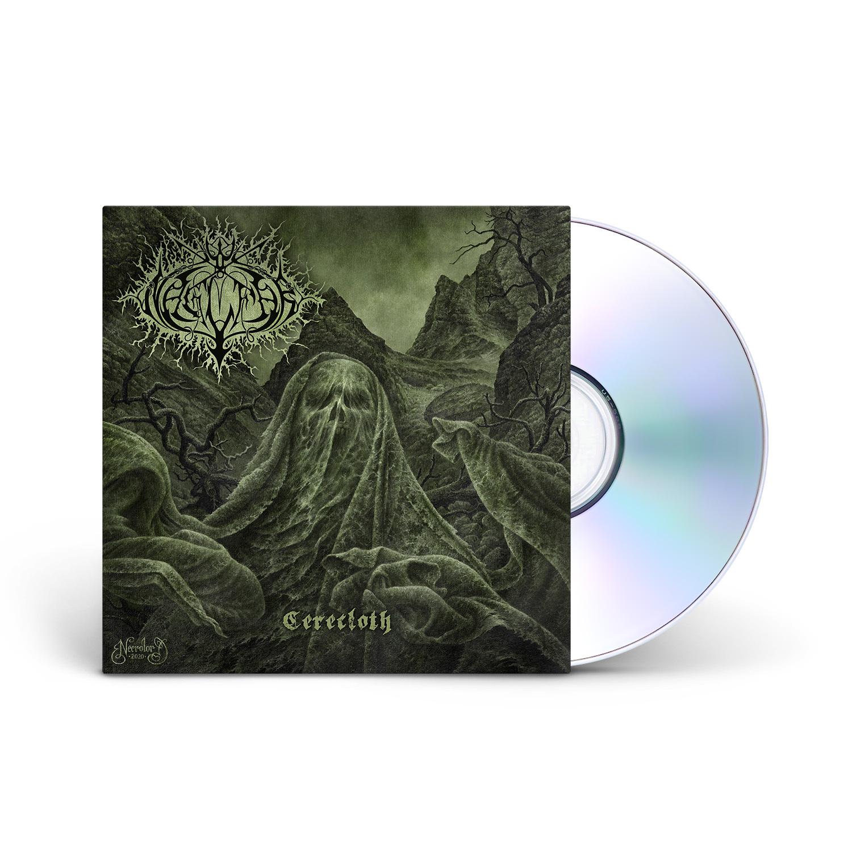 Naglfar - Cerecloth CD Jewelcase