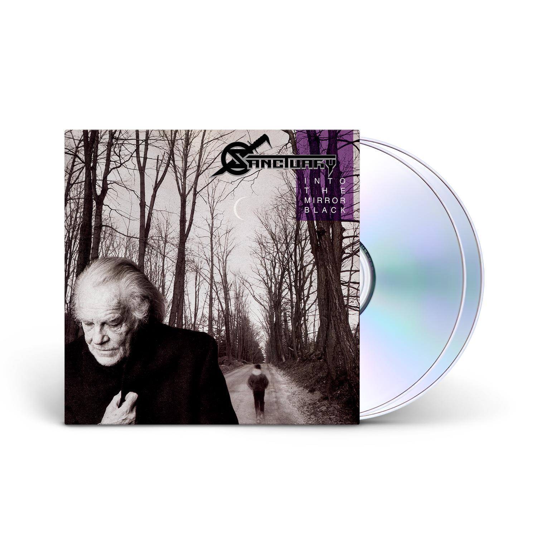 Sanctuary - Into The Mirror Black (30th Anniversary Edition) Ltd 2 CD Digipak
