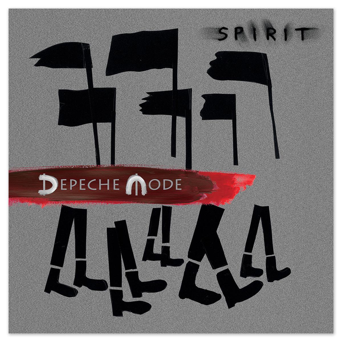Depeche Mode: Spirit - CD