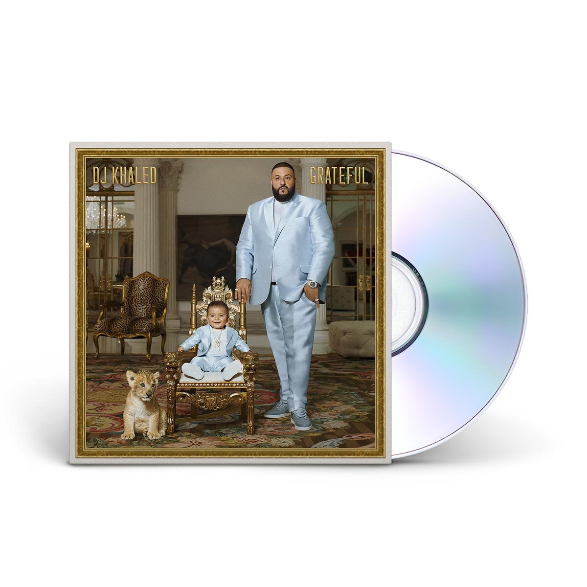 Grateful Double CD