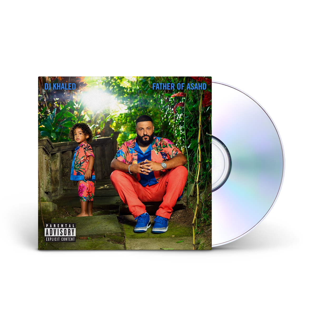 Father of Asahd AUTOGRAPHED CD