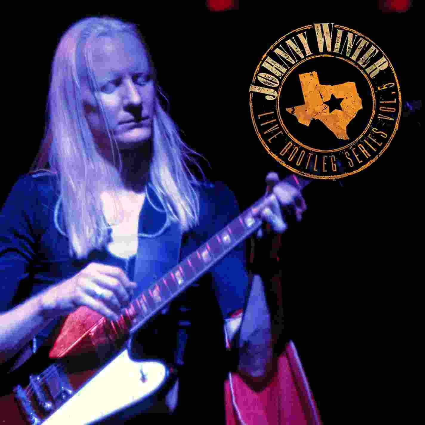 Johnny Winter - Live Bootleg Series, Vol. 5 CD