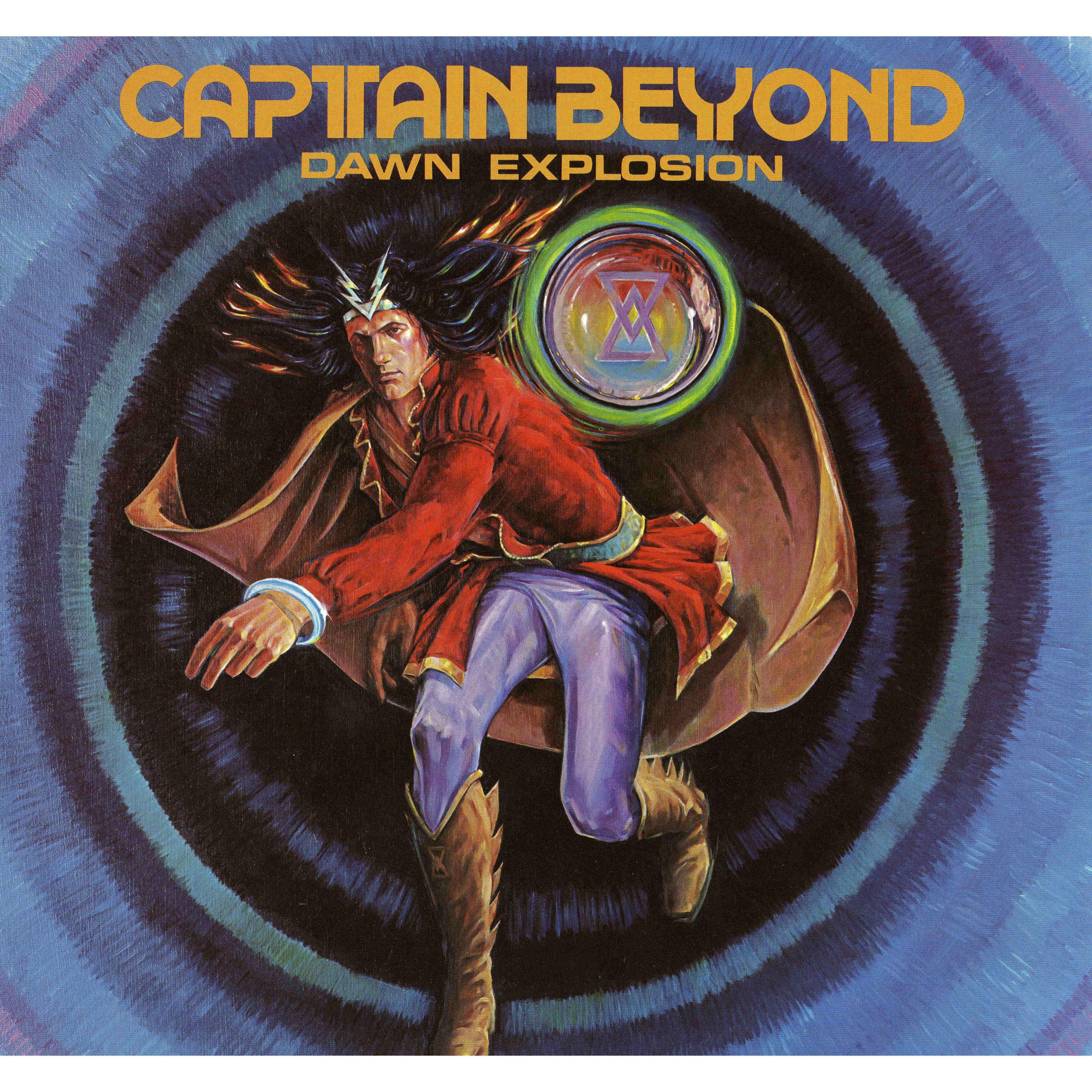 Captain Beyond - Dawn Explosion CD
