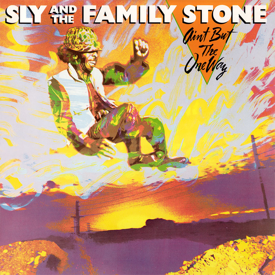 Sly & The Family Stone - Aint But The One Way CD
