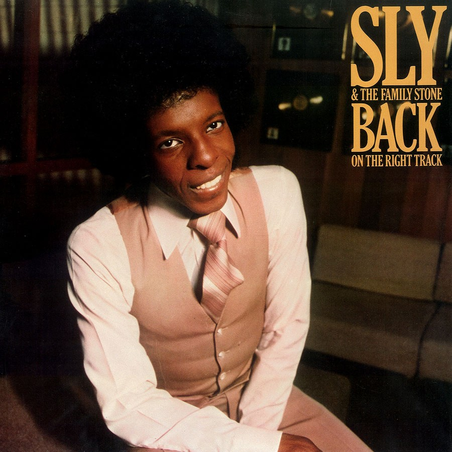 Sly & The Family Stone - Back on The Right Track CD