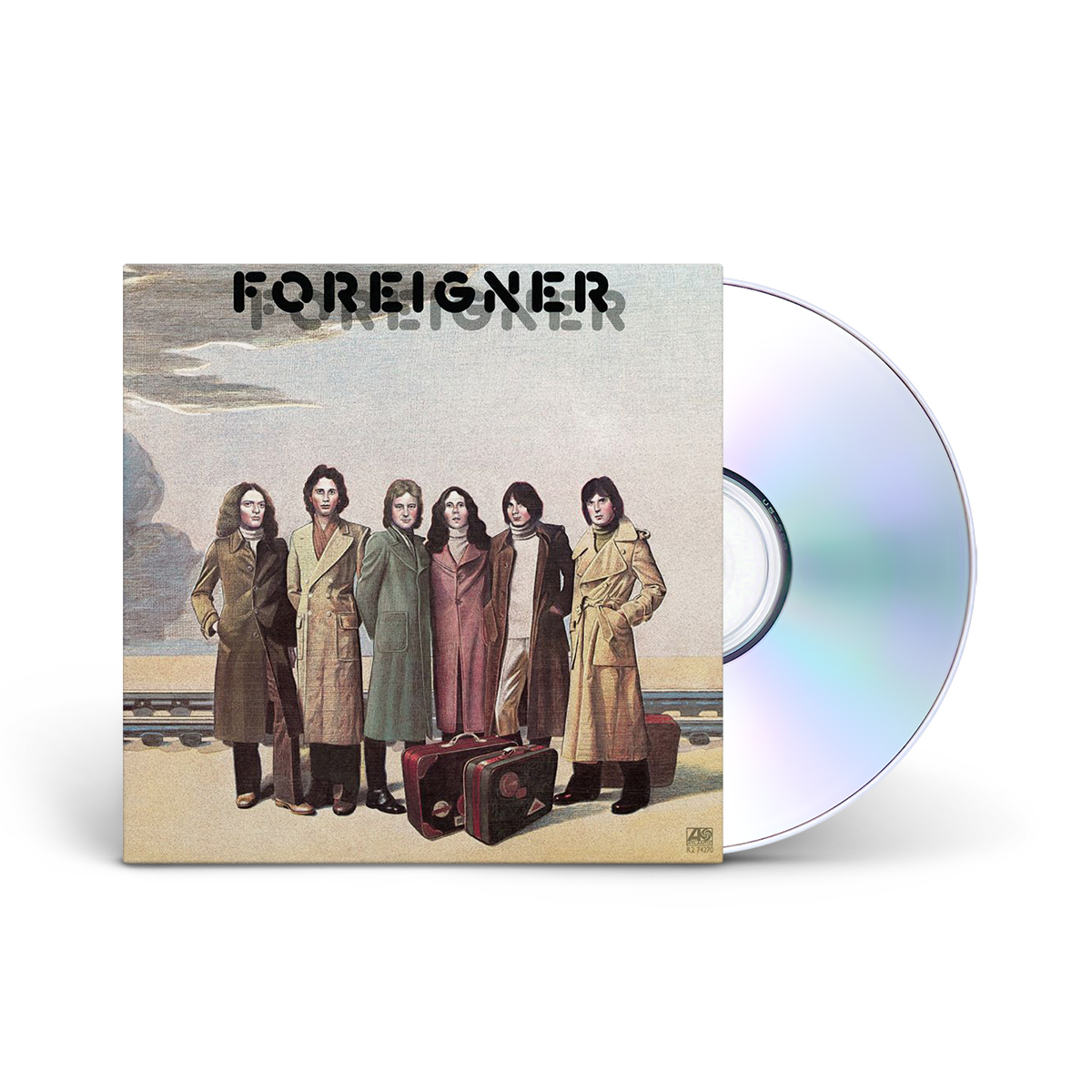 Foreigner (Expanded & Remastered) CD