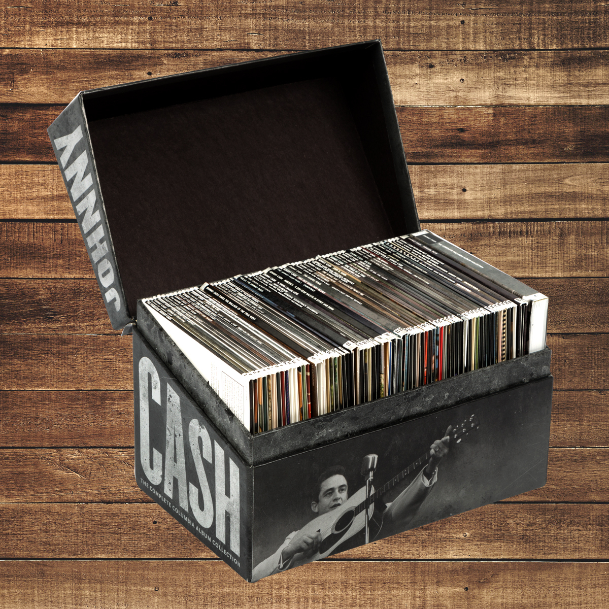 The Complete Columbia Collection CD