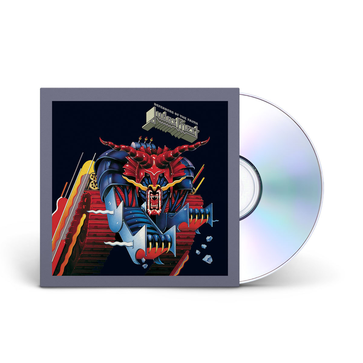 Judas Priest Defenders Of The Faith CD