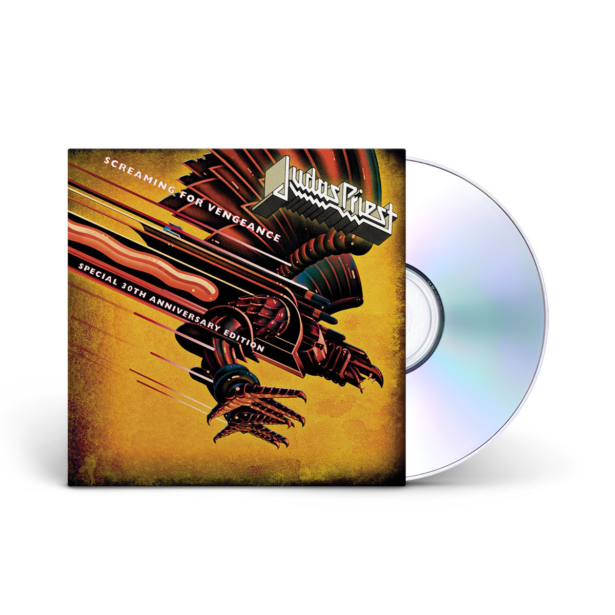Judas Priest Screaming For Vengeance Special 30th Anniversary Edition CD