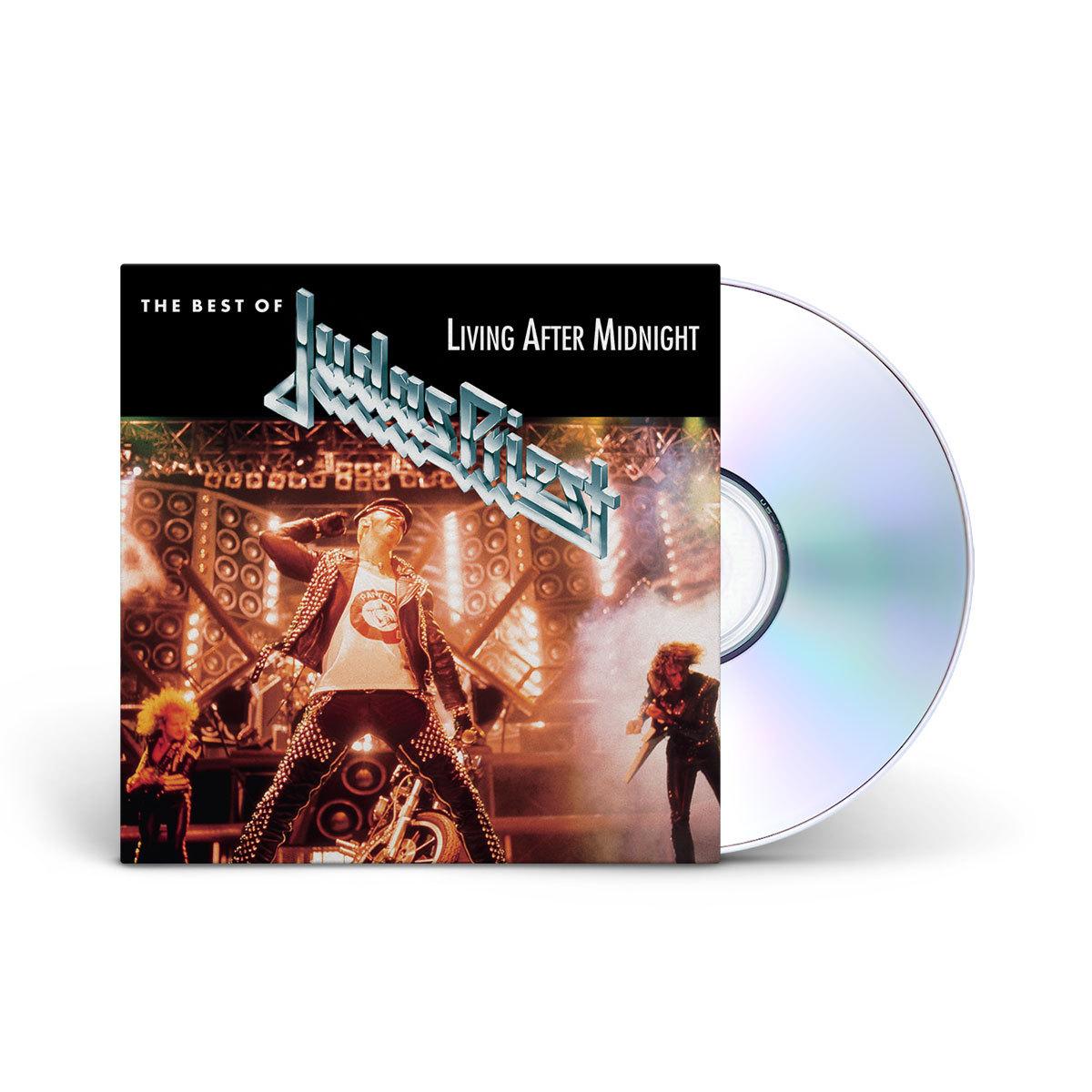 Judas Priest The Best Of Judas Priest: Living After Midnight CD