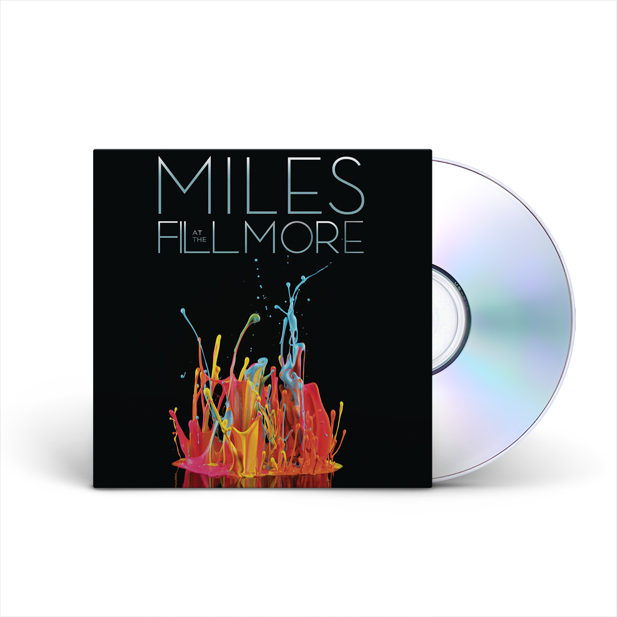 Miles At The Fillmore: Miles Davis 1970: The Bootleg Series Vol. 3 4-disc CD