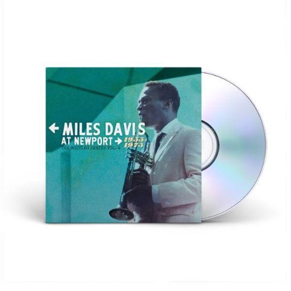 Miles Davis At Newport: 1955-1975: The Bootleg Series Vol. 4 4-disc CD