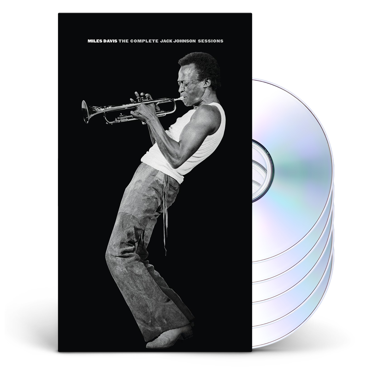 Miles Davis The Complete Jack Johnson Sessions 5-disc CD