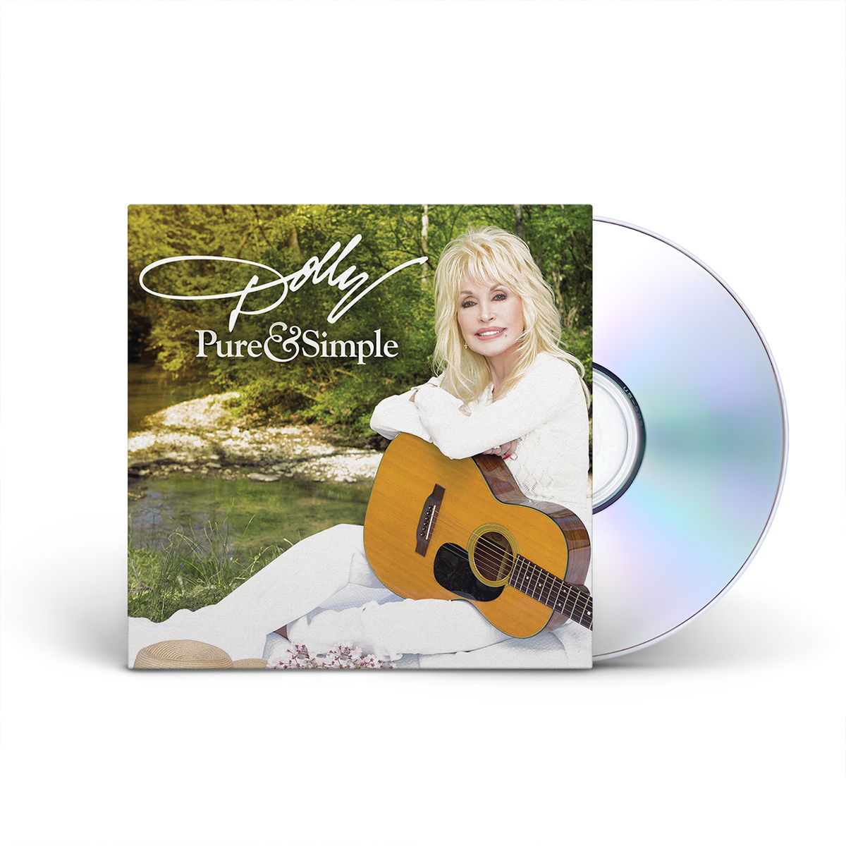 Dolly Parton - Pure & Simple CD