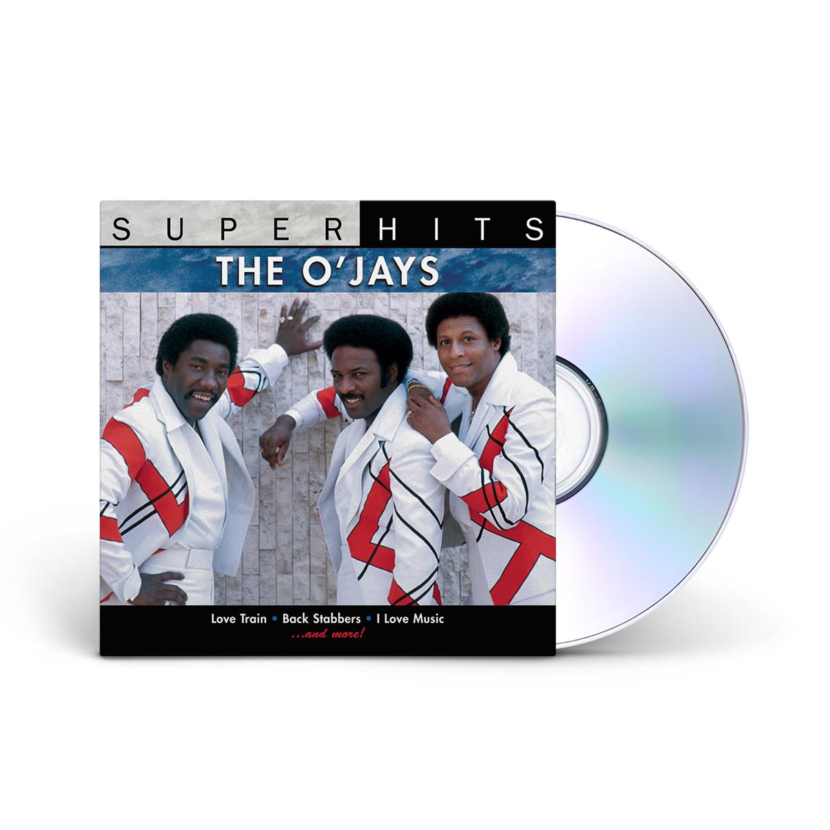 The O'Jays - Super Hits CD