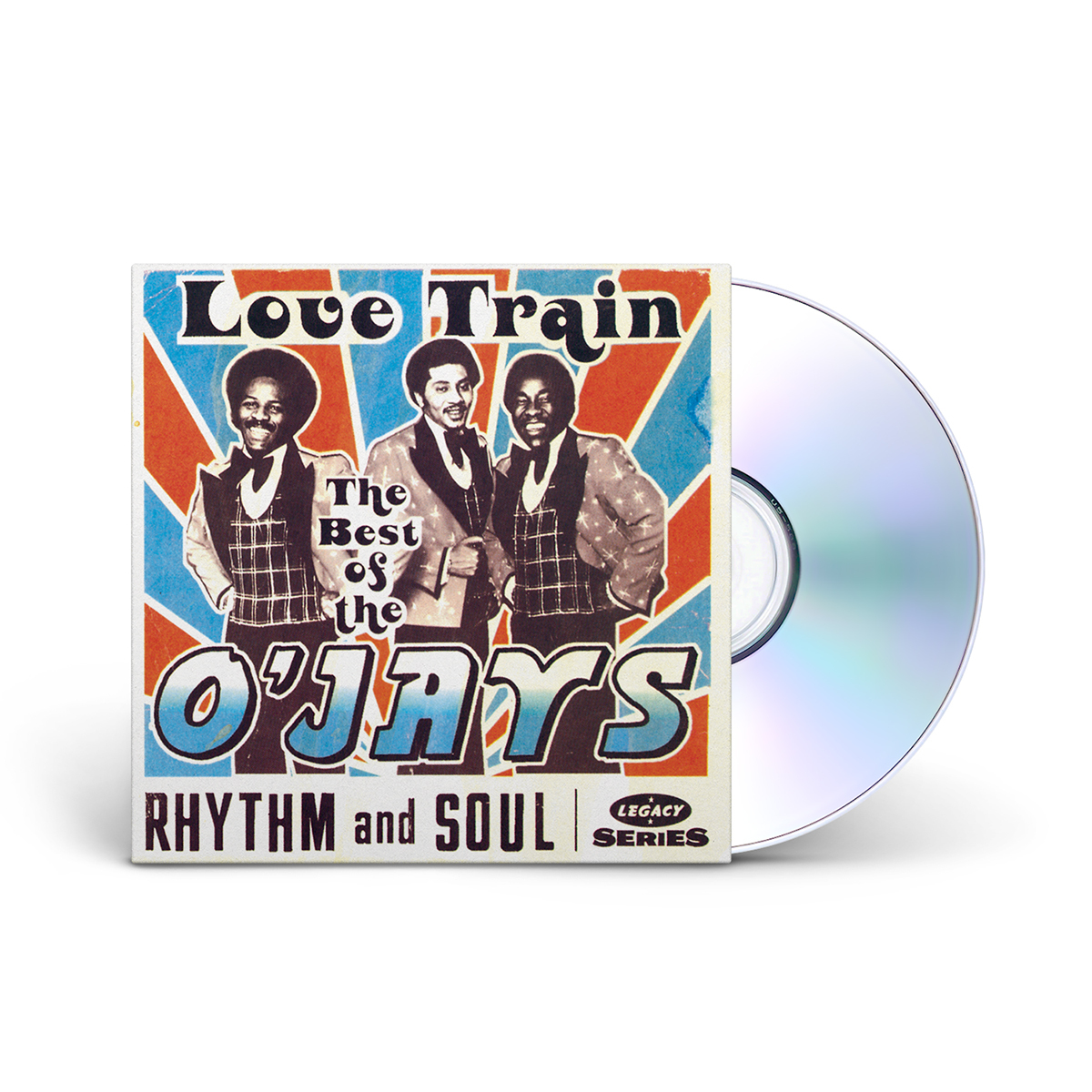 The Best Of The O'Jays: Love Train CD