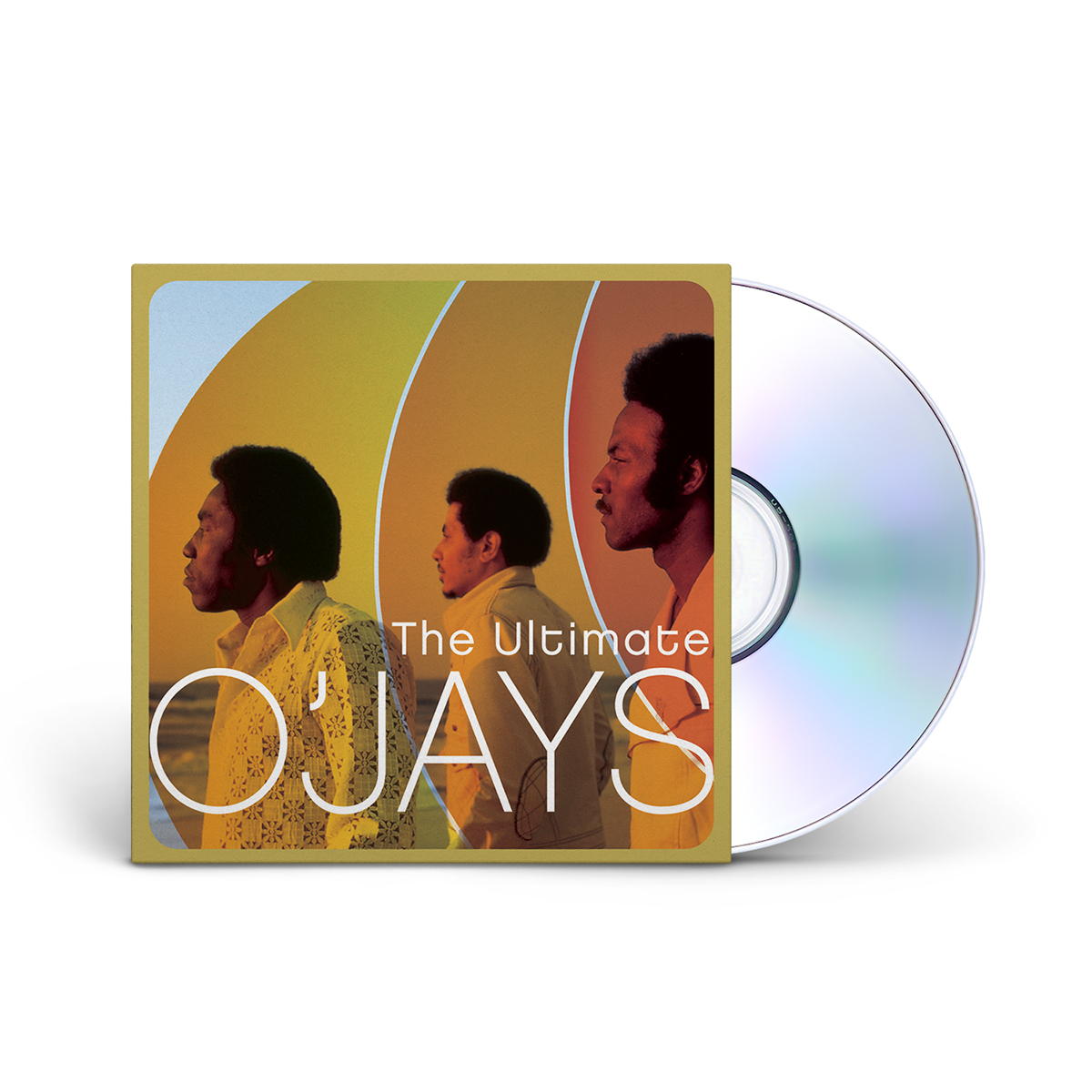 The Ultimate O'Jays CD