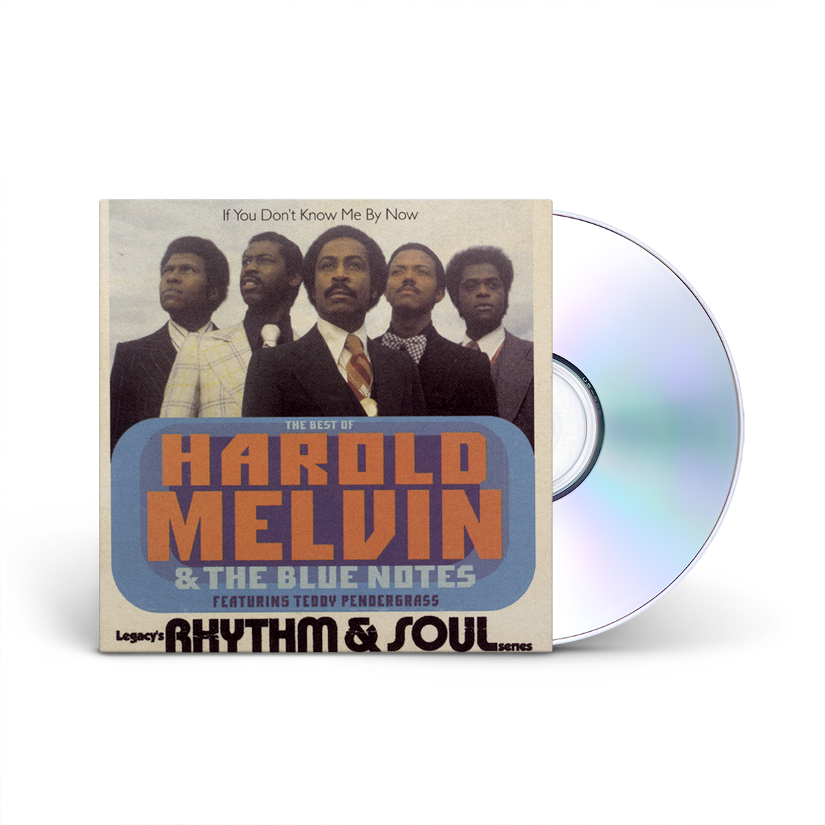 The Best Of Harold Melvin & The Blue Notes: If You Don't Know Me By Now (Feat. Teddy Pendergrass) CD